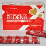 Fildena Extra Power 150mg - 10-free-tabs
