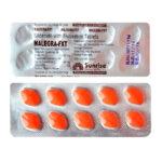 Malegra FXT 100mg - 10-free-tabs