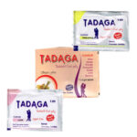 Tadaga Oral Jelly Flavoured 20mg - 7-free-sachets