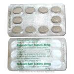 Tadalafil Soft 20mg - 10-free-tabs