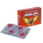 Avana 200mg - 4-free-tabs
